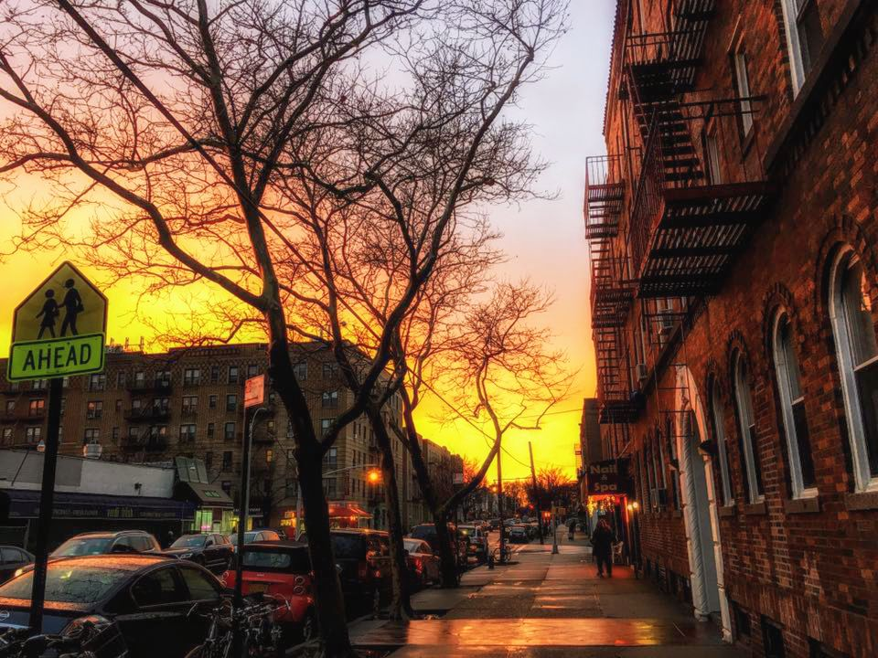 the dusk after the rain in astoria.jpg
