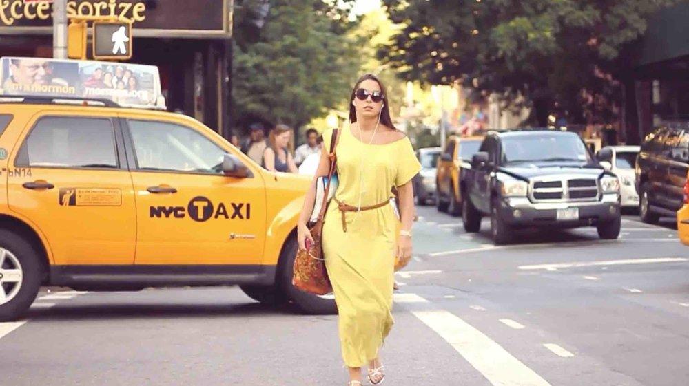 Yellow York City