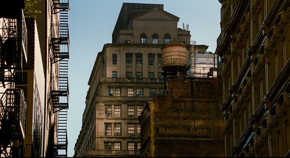 Guarda in cima all'edificio e scoprirai alcuni dettagli fantastici, foto: lucas compan
