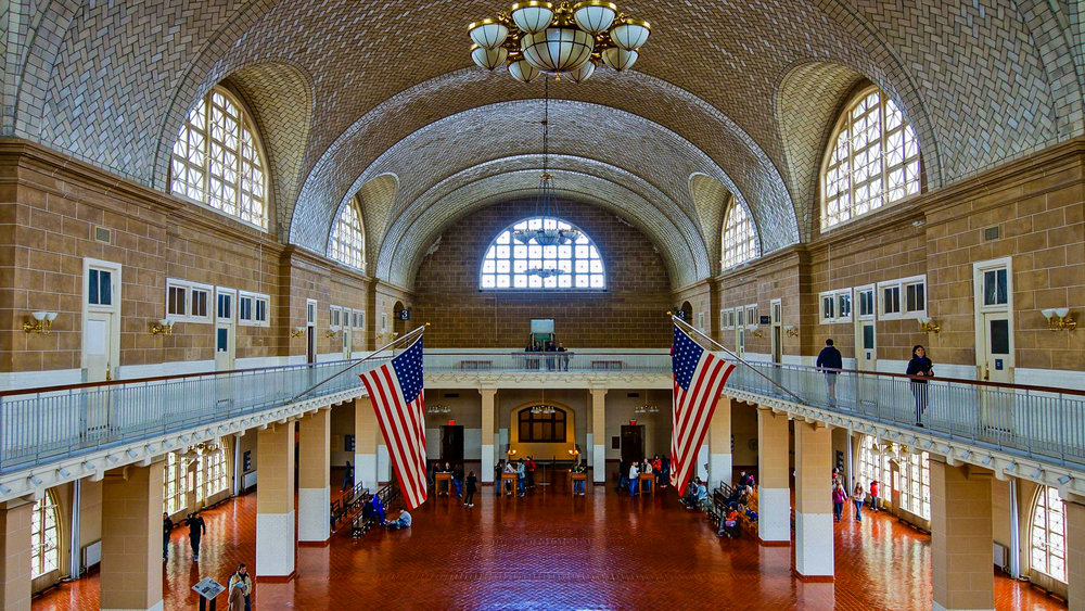 ellis island immigration museum. photo: courtesy of the museum