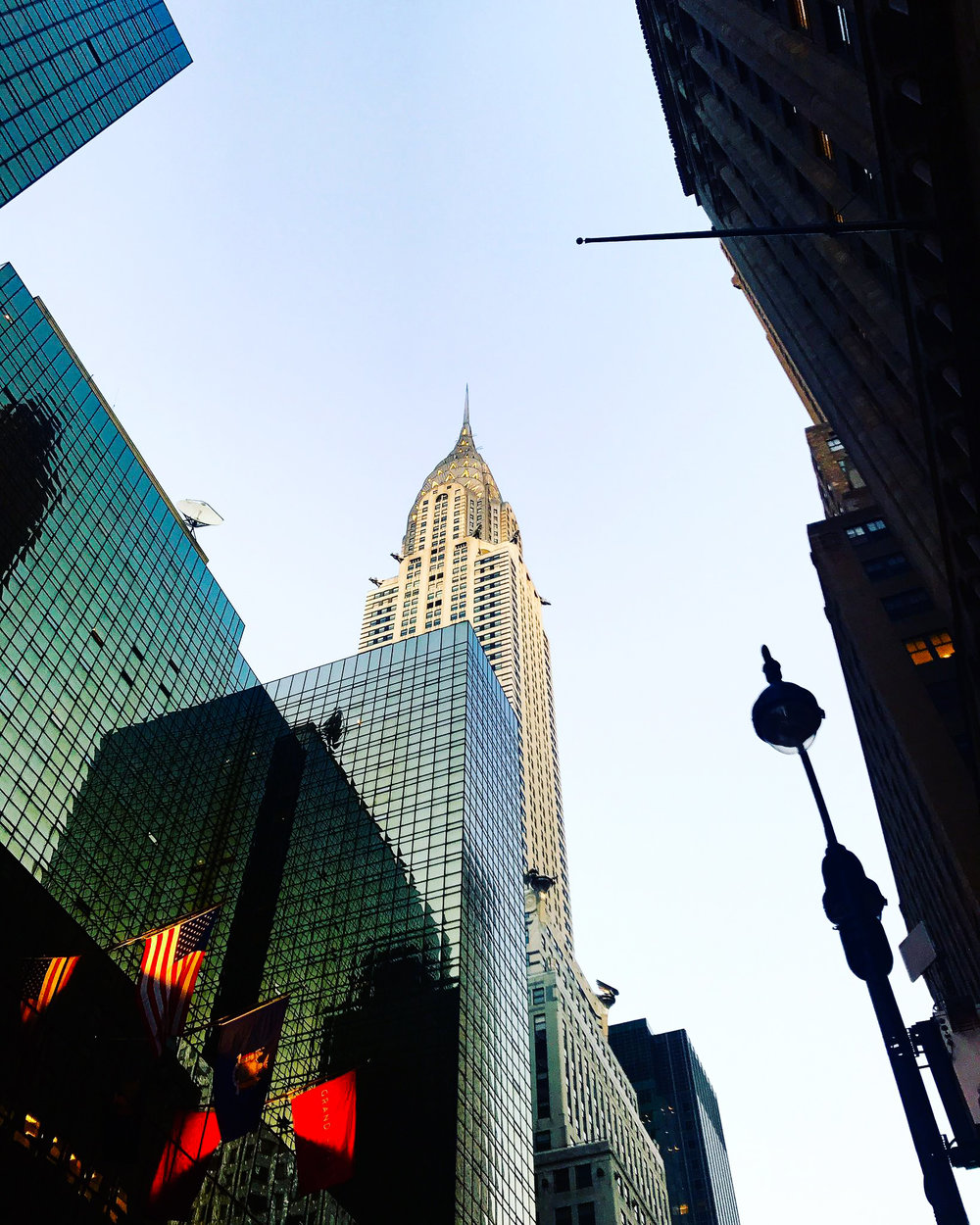 chrysler building. photo: lucas compan