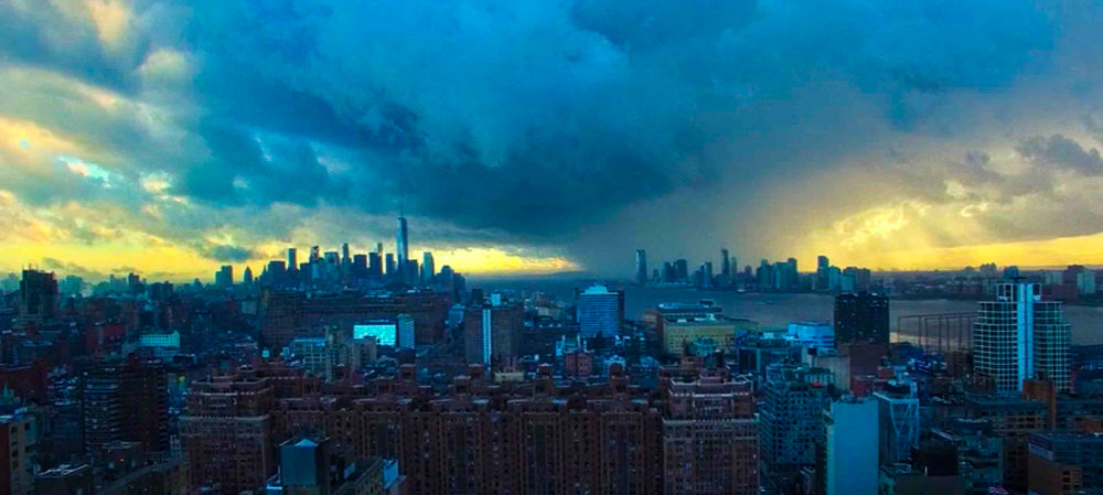 la combinazione degli occhi nuovi di un viaggiatore e la conoscenza e l'eccitazione di un locale rendono la miscela perfetta per esplorare New York City. Potete trovare qui. foto: lucas compan