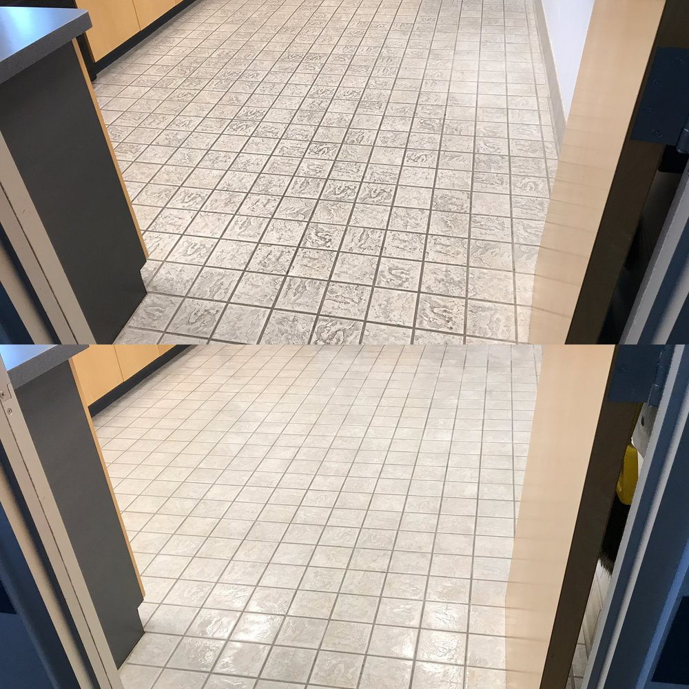 Tile and Grout Cleaning -