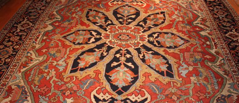 Oriental Rug Cleaning -