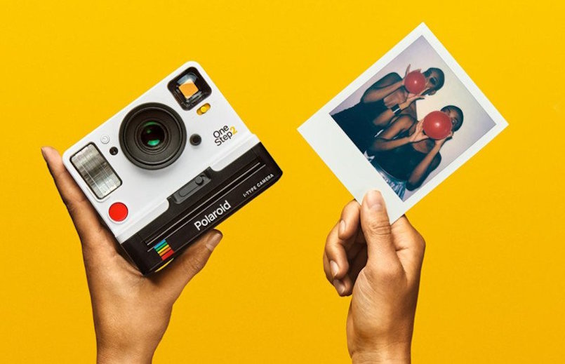 The new Polaroid Originals OneStep2. Long live instant!
