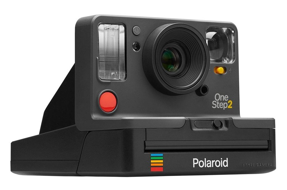 The Polaroid OneStep2 brings old school charm and modern conveniences. Not a bad camera for $100!