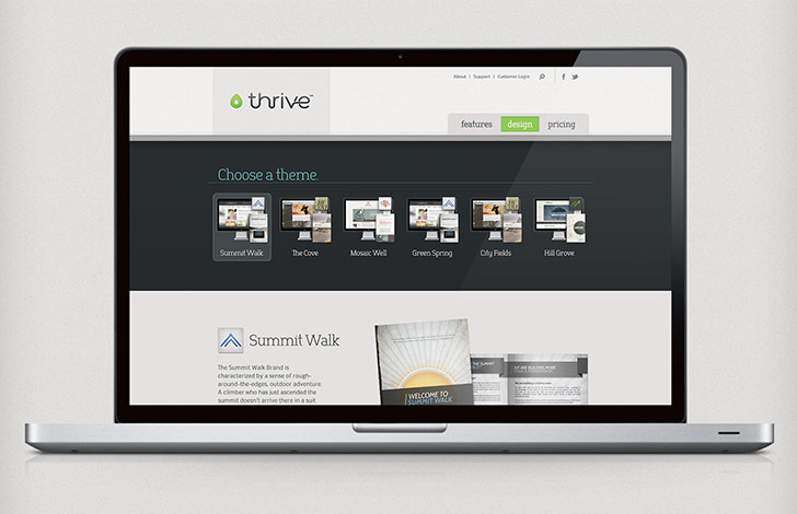 Thrive_website_laptop