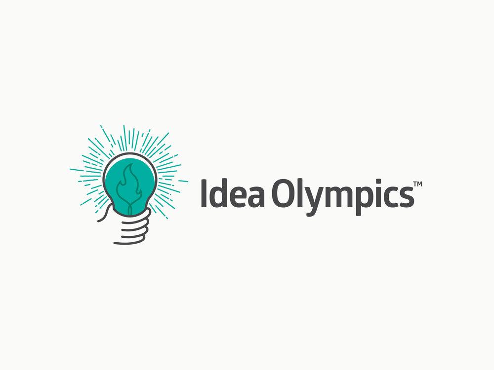 Idea Olympics logo