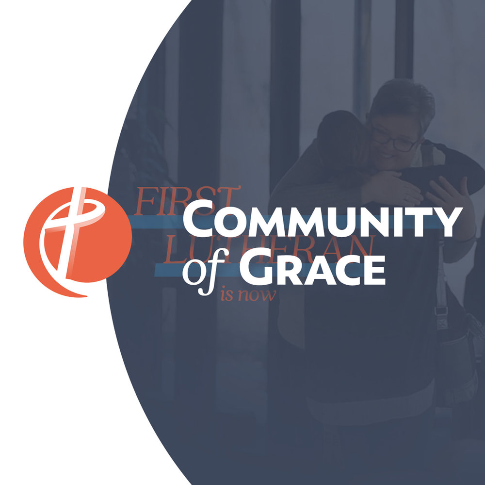 From the very beginning, the Christian Church, the people of Jesus, have been a community of God's grace. - — Pastor Steve Turnbull