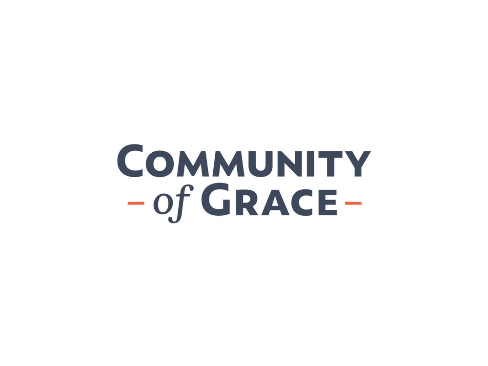 Community of Grace wordmark