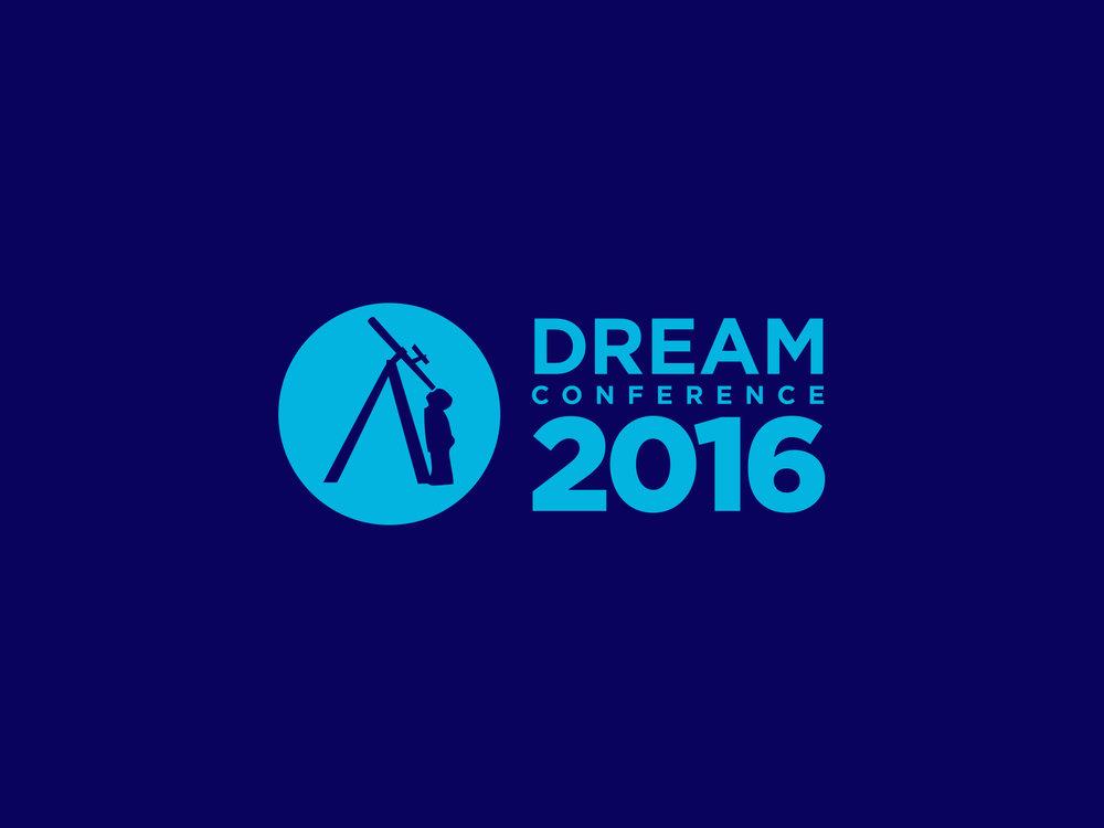 2016 Dream Conference logo