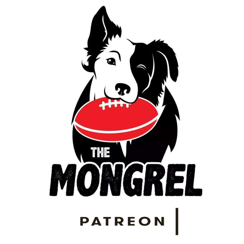 Want to support The Mongrel? Want extra content? Click the link and become a Mongrel Patron… it'll make you a better person.