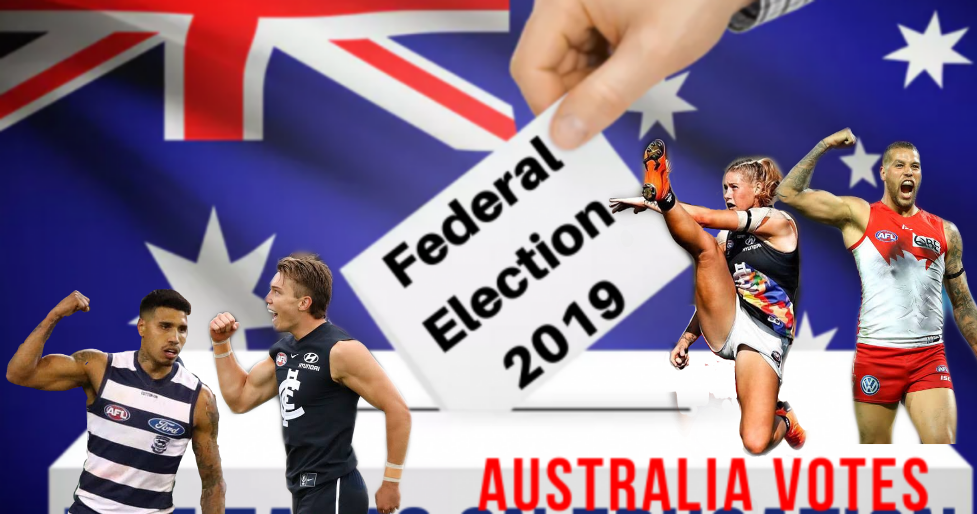 Your Vote - Your Club — The Mongrel Punt