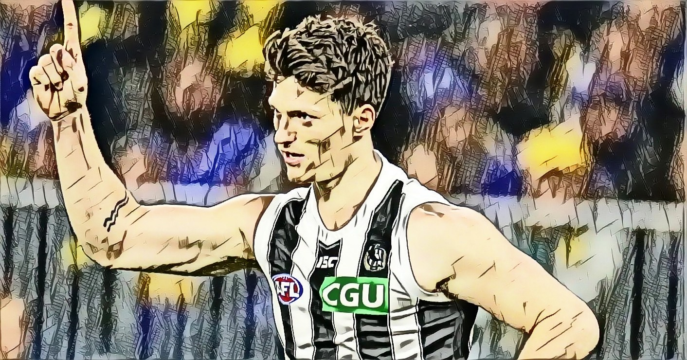 The Good, Bad and Ugly - Collingwood v West Coast — The Mongrel Punt