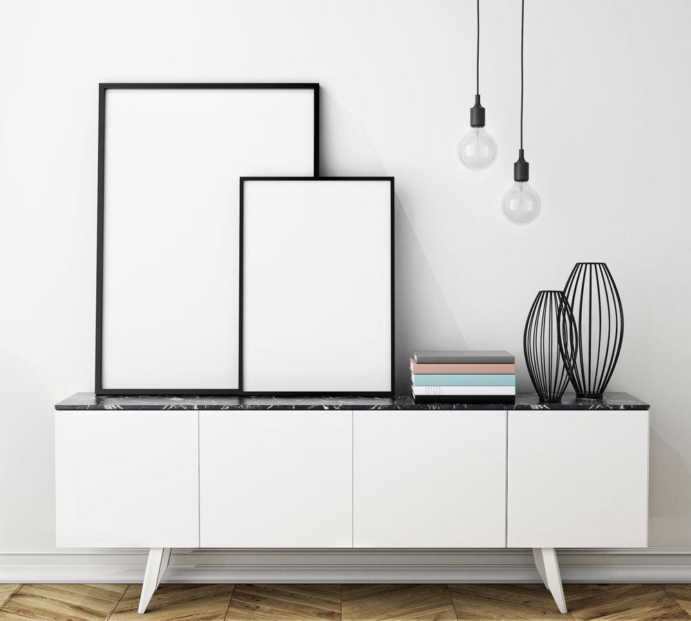 Custom Framing — Lori\'s Frame Shoppe