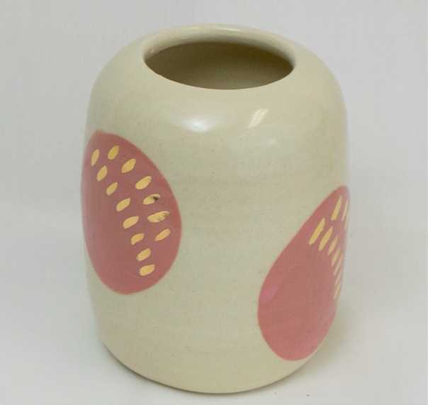 - Ly Truong is a potter in Seattle, WA. She makes all her vessel on the pottery wheel, with her Baussie (Border Collie/Aussie mutt) right by her feet. All her childhood dreams came true.