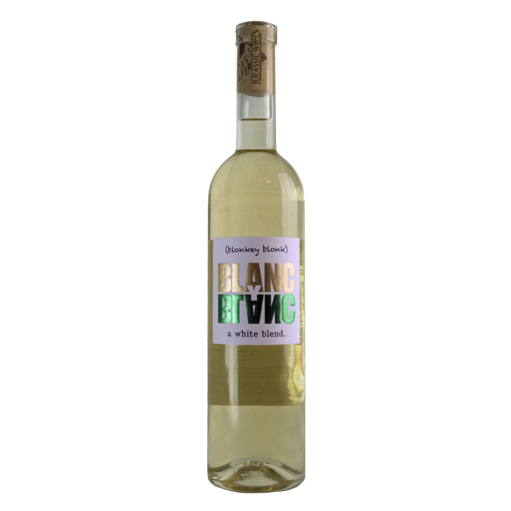 Blanc Y Blanc - Bottleshot