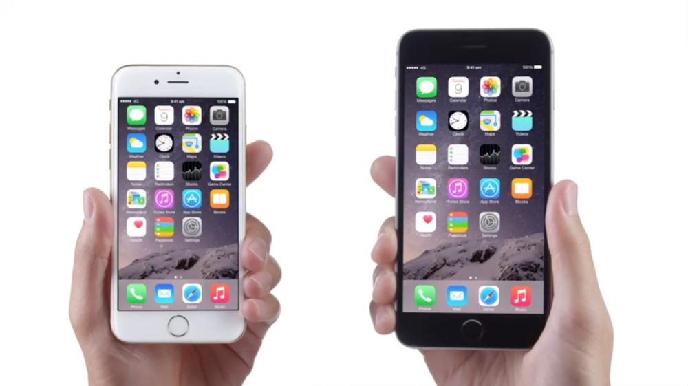 iPhone 6 launch -