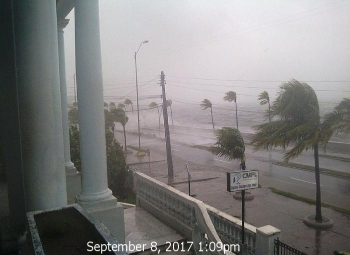 Minute by minute: Hurricane Irma in Cuba