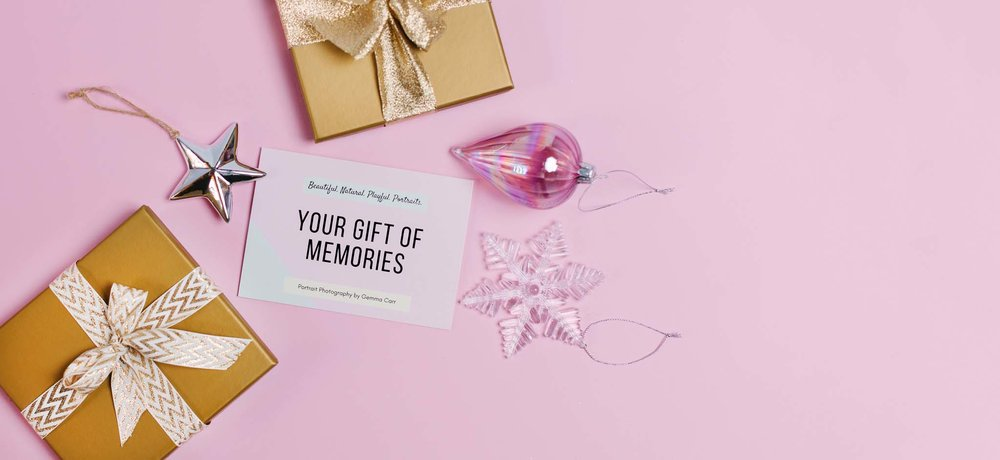 The Perfect Gift - Limited gift cards available for $75