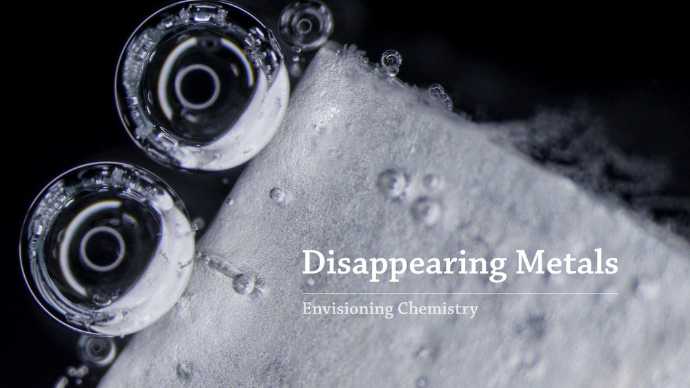 Disappearing Metals