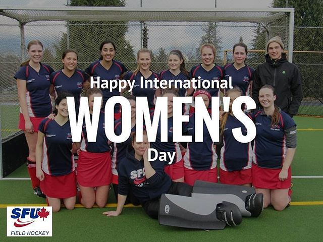 Happy #InternationalWomensDay!