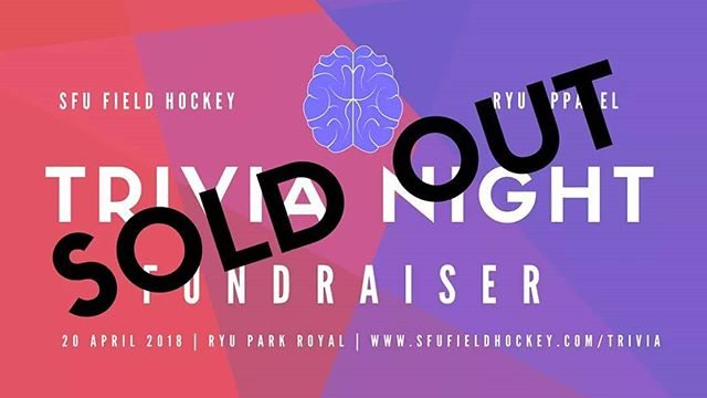 UPDATE: WE'RE SOLD OUT!  Tonight's the night! Please arrive at 9pm promptly and make sure to bring cash, have your ID on you, and remember your team name!  Thank you to everyone who reserved their spot! We'll see you tonight 🥂