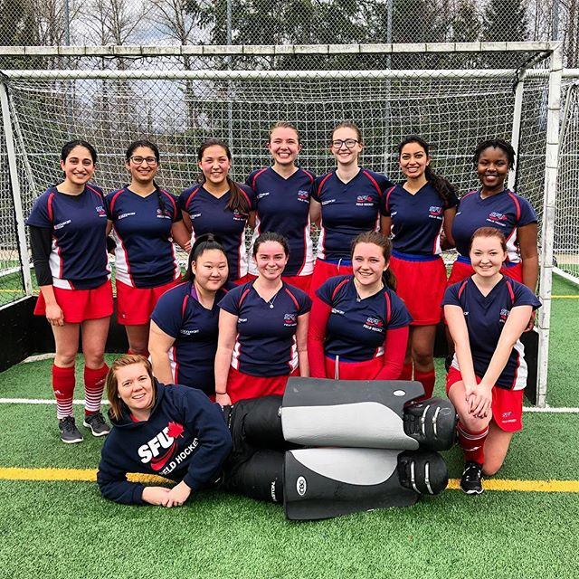 Big 2-1 win today! • • • #fieldhockey #hockey #sports #sportswear #fitness #teammates #friends #team #sfu #sfurec #sfulife #vancity #sfufieldhockey #playoffs #university #SFU #unilife #unisportlife #vancouver #vancity #YVR #UBC #sfusports #fieldhockeyplayer #fieldhockeylife #vancitylife #vancitybuzz #likevancouver #vancouverisawesome #fieldhockeyproblems #fieldhockeygirls