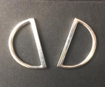 Boucles d'oreilles Desidero - création du bijou Meta