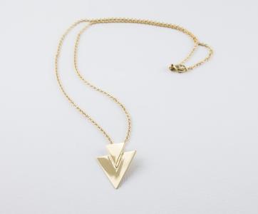 Pendentif Vicky - création de bijoux - Desidero