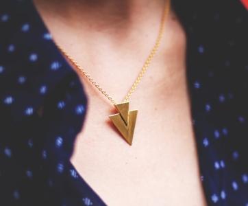 Pendentif Vicky - Desidero - création de bijoux
