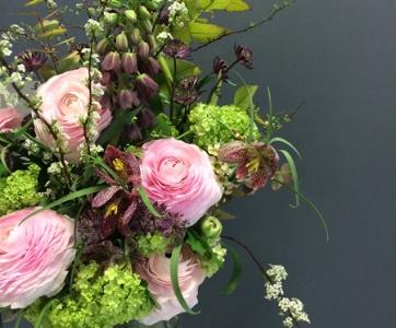 Bouquet Atelier Carmin