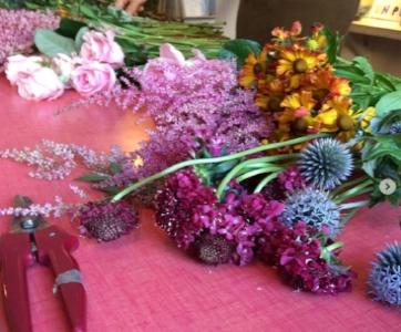 Initiation à l'art floral - Cliquez et découvrez