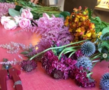 L'art floral -
