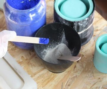 Initiation à l'art du béton - Cliquez et découvrez