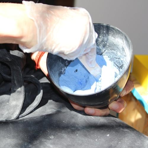 processus de fabrication d'objets en béton