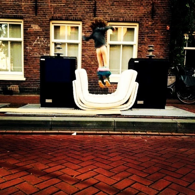 Μigel Narings  Matresses In The Streets Of Amsterdam