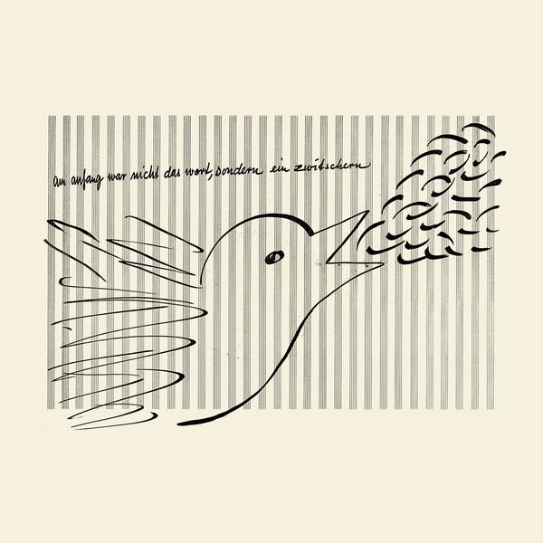 """Henning Christiansen  Schafe Statt Geigen / """"Verena"""" Vogelzymphon (Holidays Records)"""