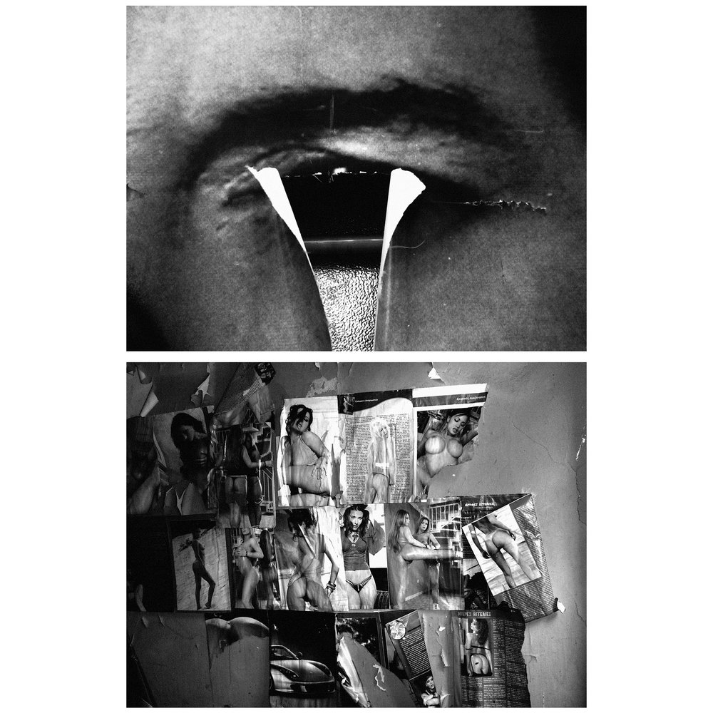 Roman Zuev  Restless capturer of everyday's colorless dystopian snapshots  Βρίσκεται σε συνεχή κίνηση με μια φωτογραφική κάμερα στο χέρι αποτυπώνοντας δυστοπικά ασπρόμαυρα καρέ. Επιλέγει συνειδητά να μην αποτυπώνει ανθρώπους,πρόσωπα ή μορφές. Επικεντρώνεται στο τι έχει αφήσει πίσω του ο κάθε άνθρωπος και πως αυτό το κάτι που άφησε, ξέχασε, πέταξε ή παράτησε, έχει απορροφηθεί και έχει γίνει καθημερινό και αναπόσπαστο μέρος του δρόμου. Η απουσία χρώματος αναδεικνύει τα θέματά του, ενώ τα διπλά καρέ δημιουργούν μια συνέχεια, αντίθεση ή συμπληρωματική σύνθεση μεταξύ των εικόνων.
