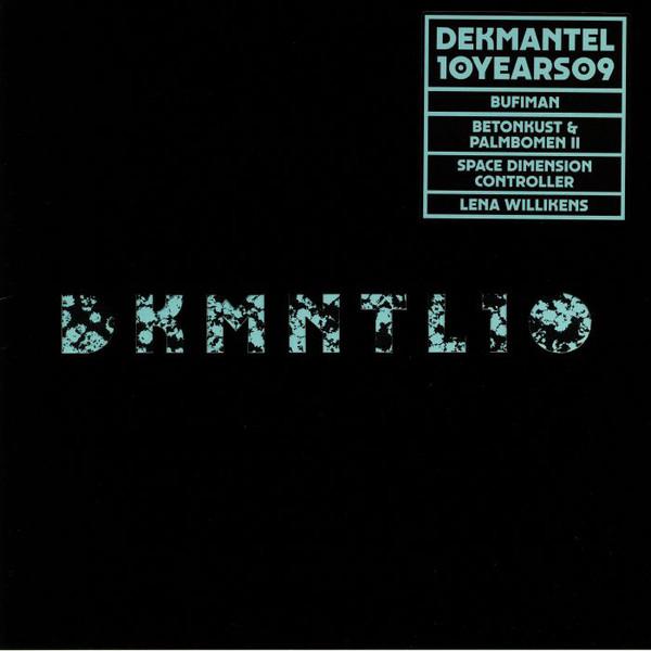 Various - Dekmantel 10 Years 09  |Dekmantel Holland|