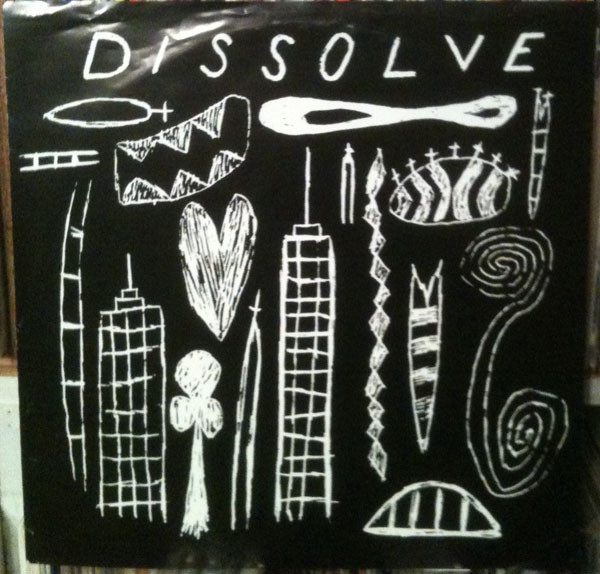 Dissolve ‎– That That Is...Is (Not) |Kranky|