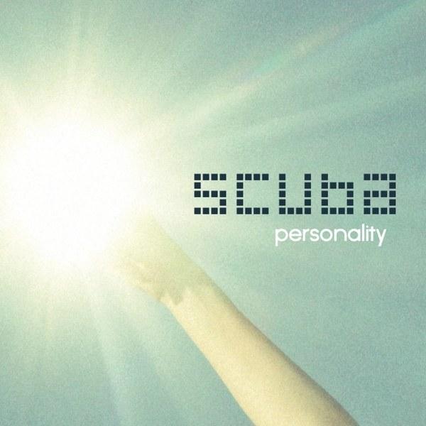 Scuba - Personality, 2012 (Hotflush Recordings)