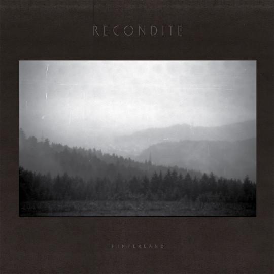 Recondite - Hinterland, 2013 (Ghostly International)