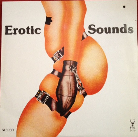 Various ‎– Erotic Sounds (Stag Of London)
