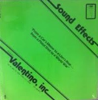 No Artist ‎– Sound Effects Vol. 28 (Major Records)