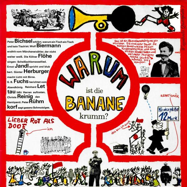 Various–Warum Ist Die Banane Krumm (Wagenbachs Quartplatte)