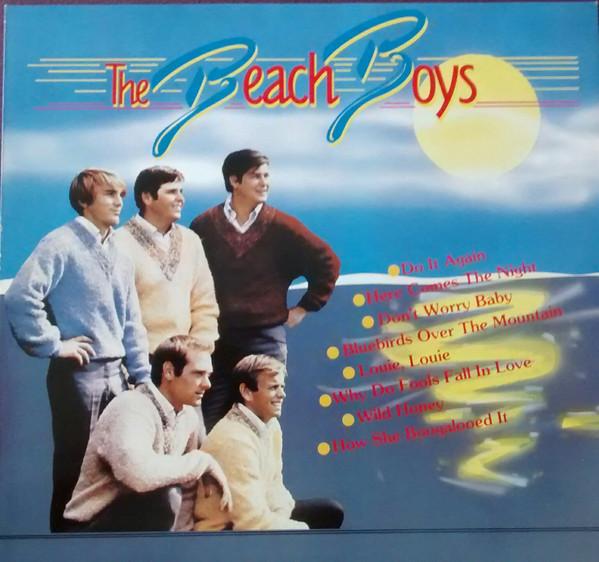 The Beach Boys–The Beach Boys (Duchesse)