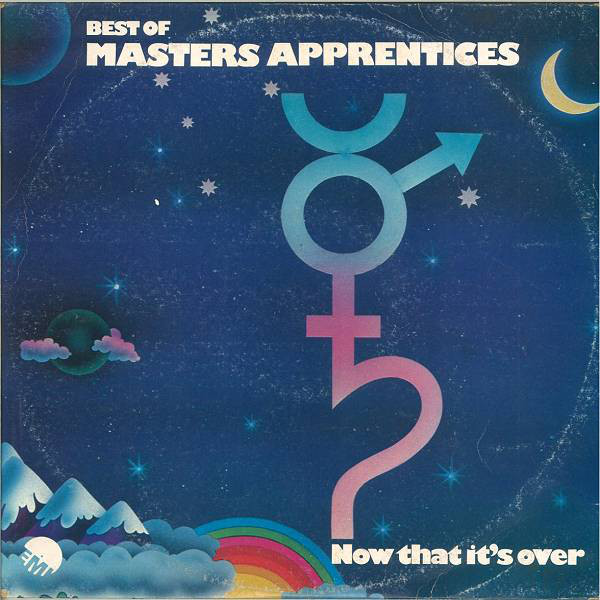 Masters Apprentices ‎– Now That It's Over (ΕΜΙ)
