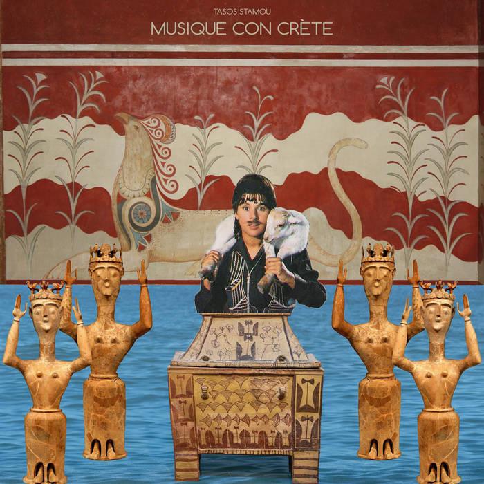 Tasos Stamou - Musique con Crète (Discrepant)