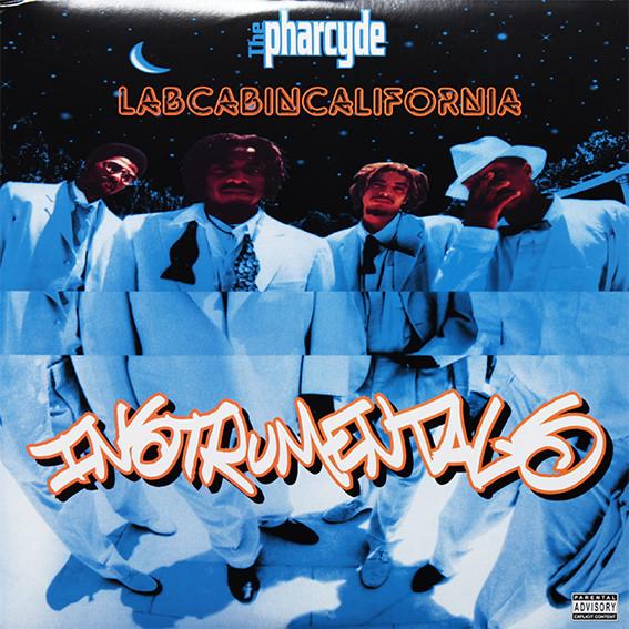 The Pharcyde–Labcabincalifornia (Delicious Vinyl)